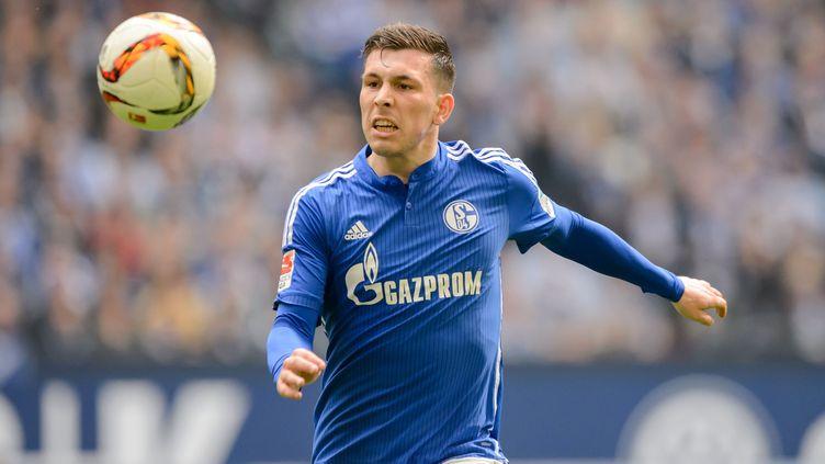 Pierre Emile Hojbjerg (à Schalke) (THOMAS EISENHUTH / ZB)