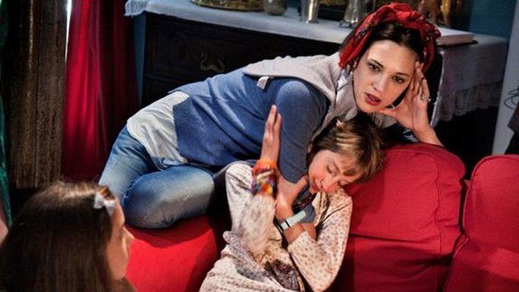 """Asia Argento et Giulia Salerno dans """"L'incomprise""""  (Paradis Films)"""