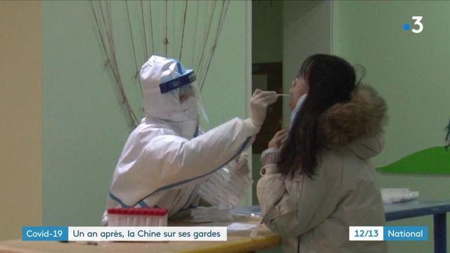 Chine : un après le début de la pandémie de Covid-19, le pays compte un nouveau foyer