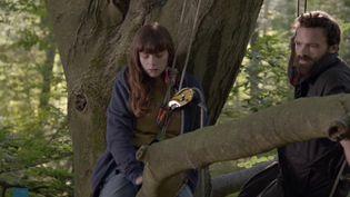 """""""La forêt de mon père"""", un film bientôt en salles qui veut secouer de gros tabous sur la maladie mentale. (france 3)"""