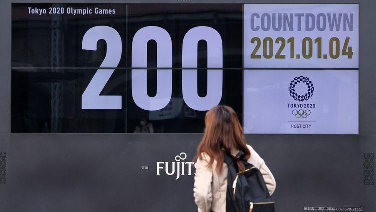A 200 jours des JO de Tokyo, l'incertitude règne. (KUNIHIKO MIURA / YOMIURI)