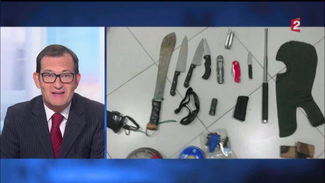 Un homme voyage avec des armes en soute : manquement de la sécurité aérienne?