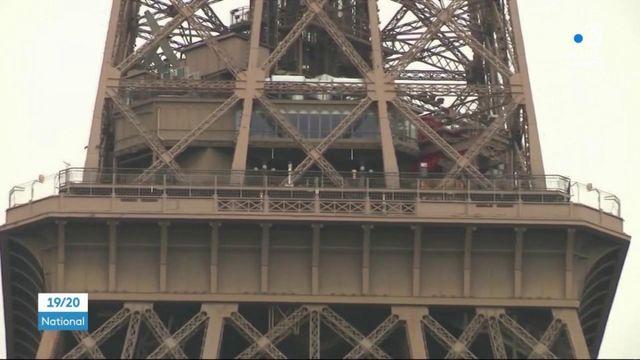 Coronavirus : la Tour Eiffel comme vous ne l'avez jamais vue