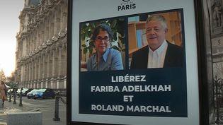 Vendredi 27 décembre, le Quai d'Orsay (Paris) a convoqué l'ambassadeur d'Iran pour réclamer la libération de deux chercheurs français, Fariba Adelkhah et son compagnon Roland Marchal. Ils sont détenus par les gardiens de la révolution depuis le mois de juin. (France 3)