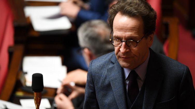 Gilles le Gendre, président du groupe La République en marche à l'Assemblée nationale, le 20 décembre 2018. (ALAIN JOCARD / AFP)
