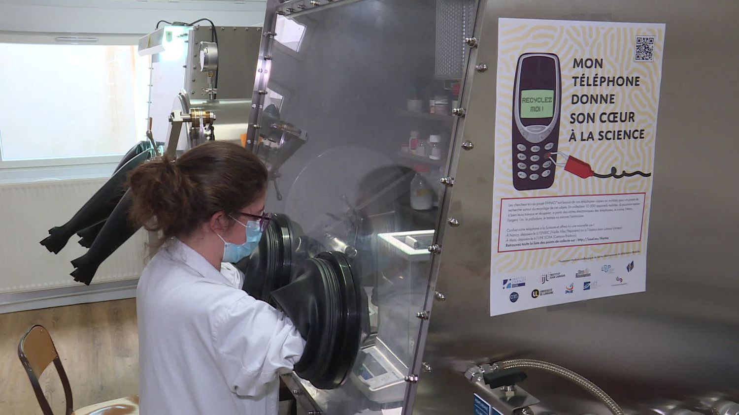 In Lorraine, researchers are proposing to bequeath your phone to science to better recycle it