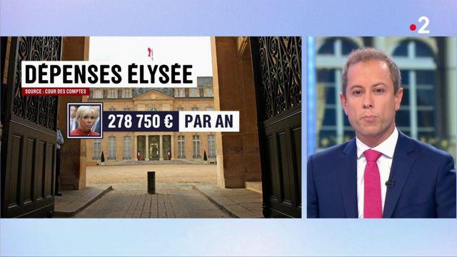 Palais de l'Élysée : combien coûte son fonctionnement ?