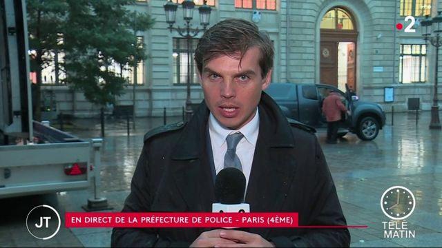 Attaque à la préfecture de police de Paris : un hommage national rendu aux victimes