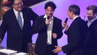 Edgar Moreau, meilleur soliste instrumental  (Nicolas Tucat/AFP)