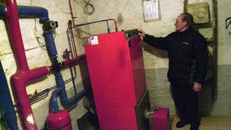 Plus d'un million de logements sont équipés de chaudières de plus de 20 ans, selon la Fédération des combustibles. (AFP - Mychèle Daniau)