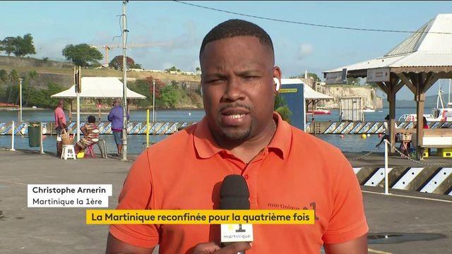 Covid-19 : situation sanitaire alarmante à La Réunion et aux Antilles