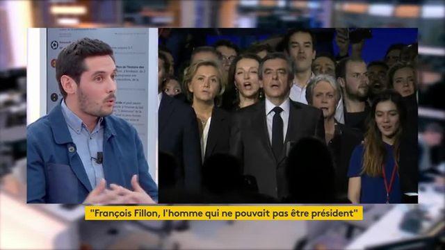 Félix Seger, co-réalisateur du documentaire C'était écrit : François Fillon, l'homme qui ne pouvait pas être président