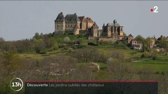 Dordogne : à la découverte des jardins et châteaux oubliés