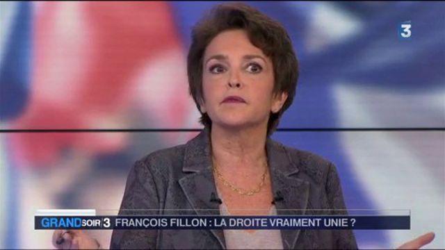 Derrière François Fillon, la droite vraiment unie ?
