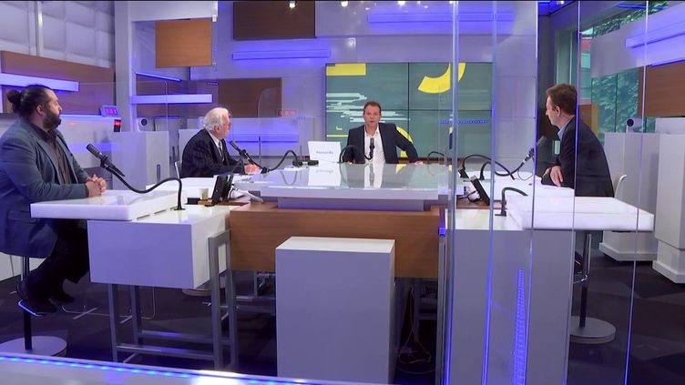 Les Informés du matin (29 juin 2021). (FRANCEINFO / RADIO FRANCE)