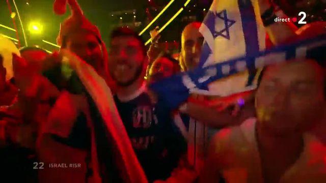 Israël remporte l'Eurovision 2018