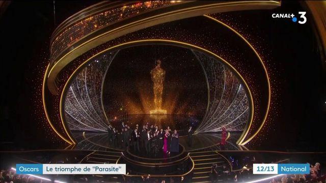 """Oscars 2019 : """"Parasite"""" sur la première marche"""