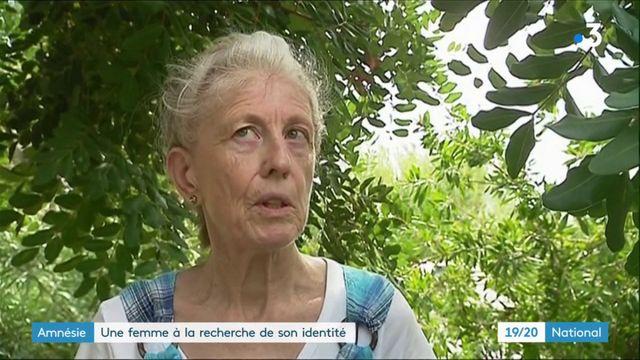 Amnésie : une femme à la recherche de son identité