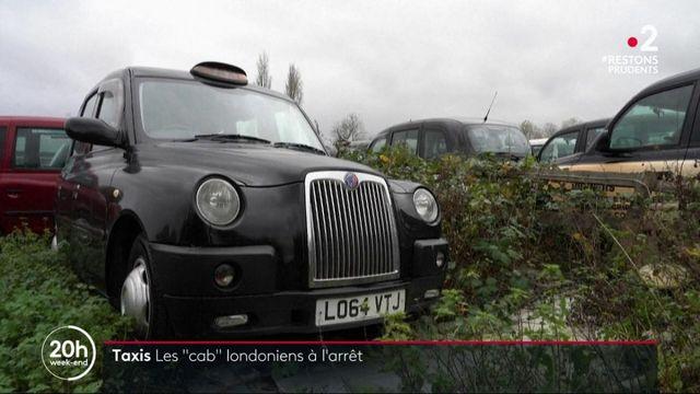 Coronavirus : la ruine des taxis londoniens