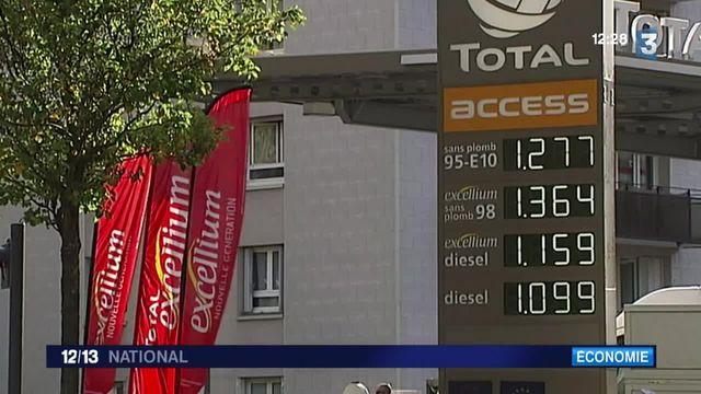 Le diesel bientôt taxé comme l'essence ?