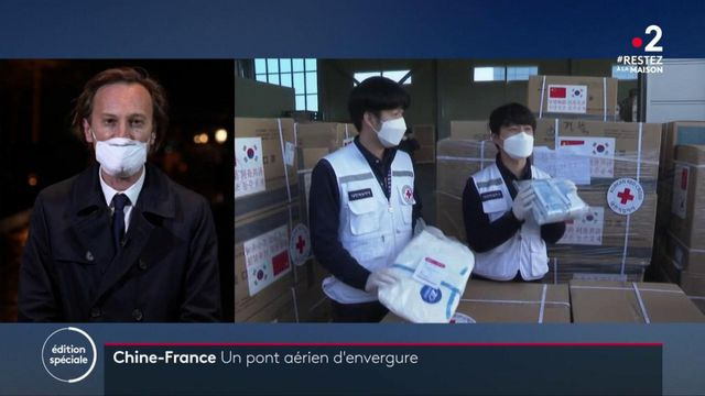 Coronavirus : la Chine va livrer un milliard de masques à la France