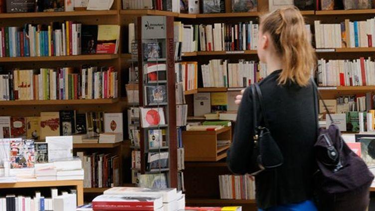 Librairie Le merle Moqueur, Paris  (TRIPELON-JARRY/ AFP)