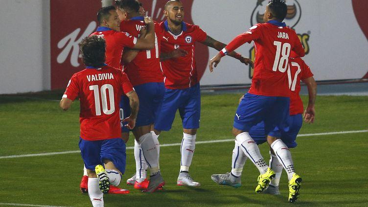 Le Chili pourrait remporter à domicile la première Copa America de son histoire (ADRI?N AYLWIN/PHOTOSPORT / PHOTOSPORT)