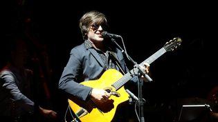 Thomas Dutronc en concert au Nice Jazz Festival (PHOTOPQR/NICE MATIN/MAXPPP)