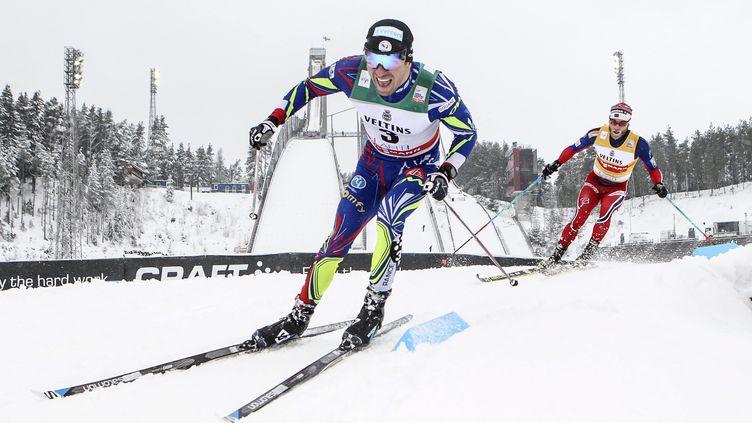 Le ski de fond, et particulièrement Maurice Manificat, représentent les principaux espoirs français de médaille pour ces Mondiaux en Finlande. (PEKKA SIPOLA / COMPIC)