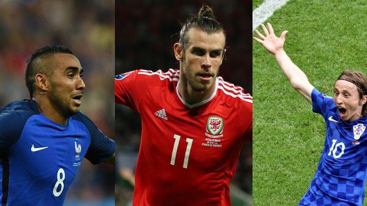 Payet, Bale et Modric