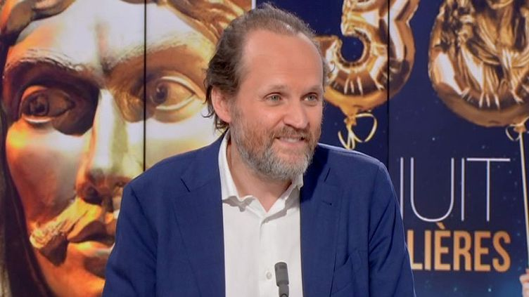 Jean-Marc Dumontet  (France 3 / Culturebox)