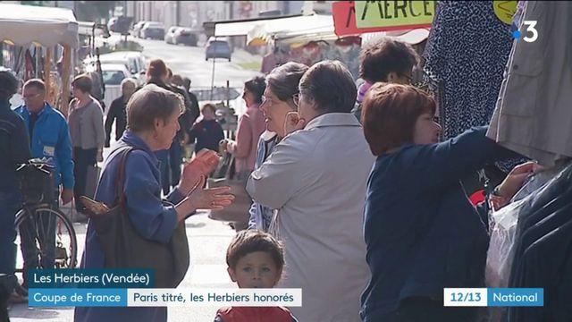Coupe de France : Paris titré, les Herbiers honorés