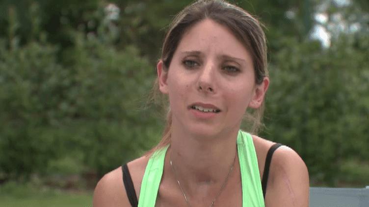 Mélanie Cazé, l'une des victimes françaises de l'attentat de Barcelone du 17 août 2017. (FRANCE 3)