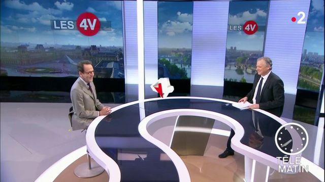 """Gilles Le Gendre (LREM) : """"Ces manifestations abîment notre économie depuis quatre semaines """""""