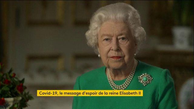 Coronavirus : la reine Elisabeth II prend la parole