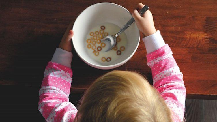 Alimentation : nos enfants mangent de plus en plus mal! (Crédits Photo : © Pixabay / StockSnap)