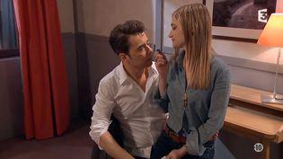 Une scène de la série Plus belle la vie, diffusée mardi 5 mai 2015 sur France 3. ( FRANCE 3)