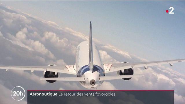 Airbus : avec la reprise du trafic aérien, des perspectives s'ouvrent pour les sous-traitants