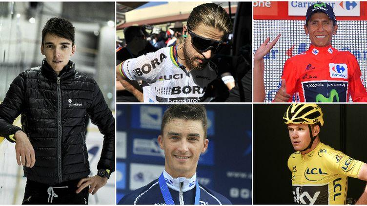 Bardet, Sagan ou encore Quintana, devraient être les grands acteurs de la saison.