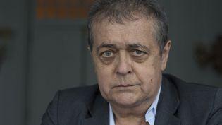 Patrice Chéreau, le 12 août 2013 à Santander (Espagne)  (Pablo Hojas / AFP)