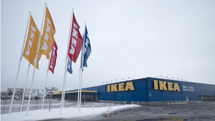 (Ikea a échappé à un milliard d'euros d'impôts dans l'Union Européenne © MaxPPP)
