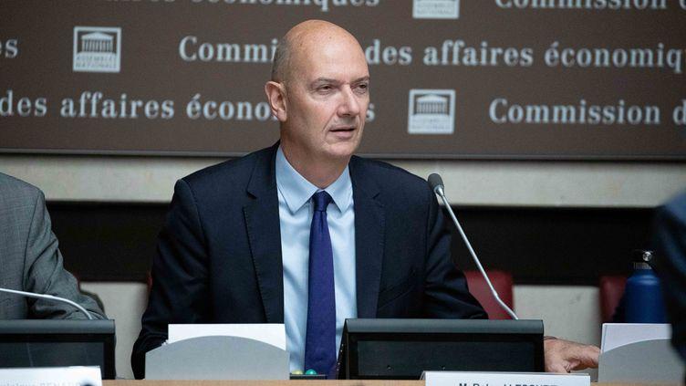 Roland Lescure, député LREM, en septembre 2019. (CHRISTOPHE MORIN / MAXPPP)