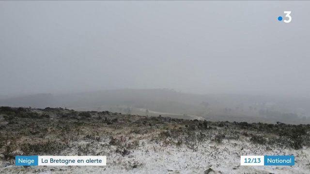 Neige : la Bretagne se prépare à un épisode exceptionnel
