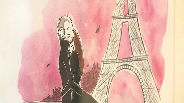 Lolita expose à Paris