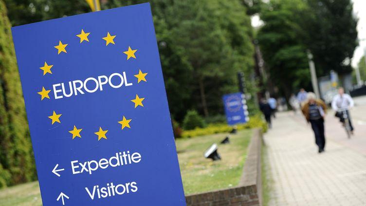 Le siège d'Europol à La Haye (Pays-Bas), le 22 juillet 2010. (LEX VAN LIESHOUT / ANP / AFP)