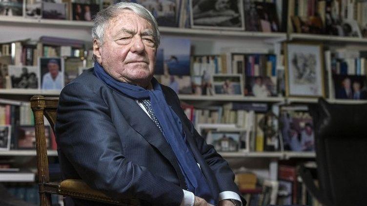 Le public pourra rendre un dernier hommage à Claude Lanzmann, mort le 5 juillet dernier à l'âge de 92 ans.  (JOEL SAGET / AFP)