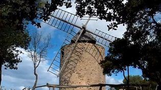 Le moulin de Port Cros (FRANCE 3)