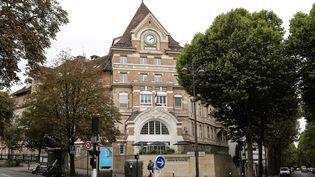 L'hôpital Rothschild à Paris en août 2017. (JACQUES DEMARTHON / AFP)