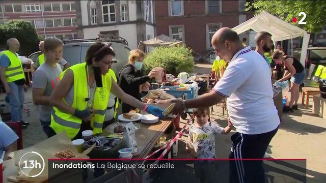 Inondations en Belgique : un pays meurtri