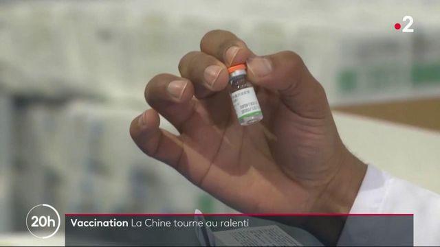 Covid-19 : en Chine, une campagne de vaccination au ralenti